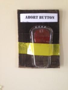 abort button