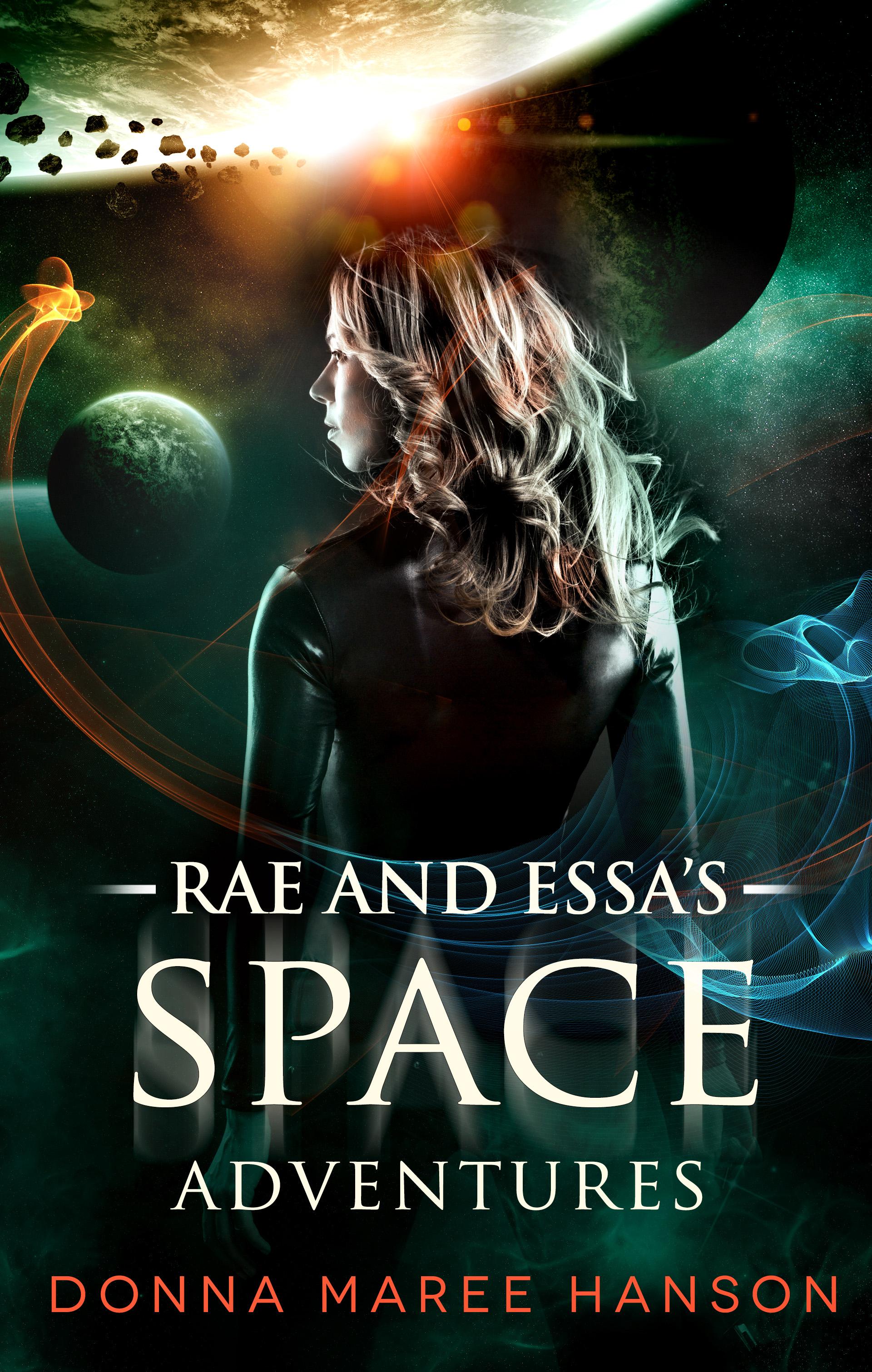 Rae and Essa Space Adventures