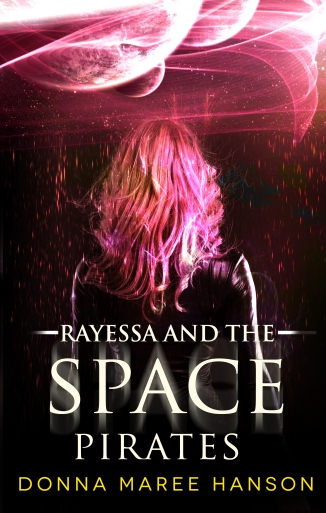 Rayessa And The Space Pirates