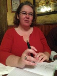 Nicole talking AAs