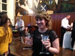 Allyse Near, Aurealis Awards April 2014