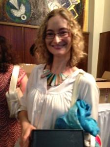 Joanne Anderton, Aurealis Awards April 2014