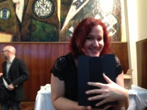 Liz Grzyb, Aurealis Awards, April 2014
