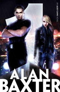 The cover of Bound by Alan Baxter