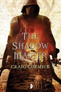 The cover of The Shadow Master