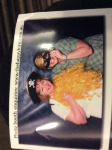 Me and Alex photobooth