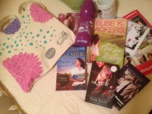 Swag from RWAus14