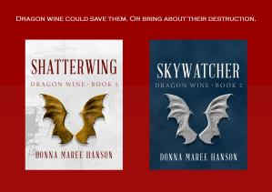 Dragon Wine Series Book 1 and 2