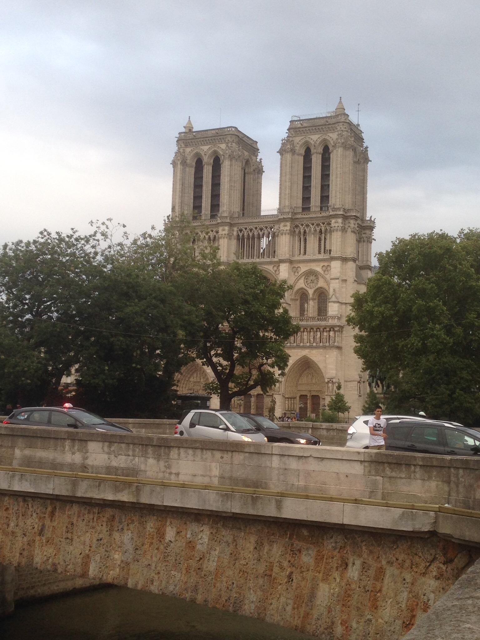 Fabrizio Voghera Notre Dame Paris Image