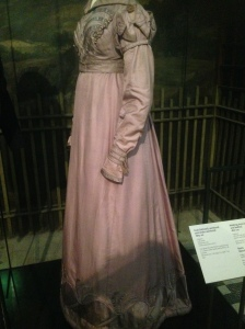 Regency dress coat