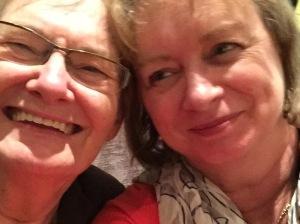 Glenda Larke and Donna Maree Hanson