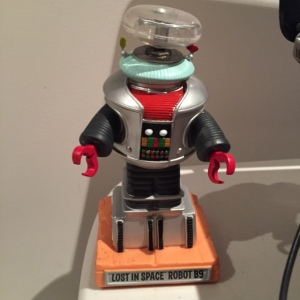 Lost is Space Robot.
