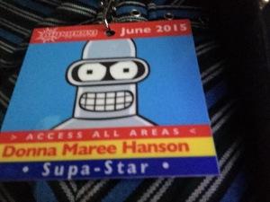 My Supanova Guest Pass