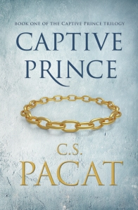 CS Pacat - book cover - Captive Prince