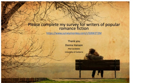 writers of romance fiction