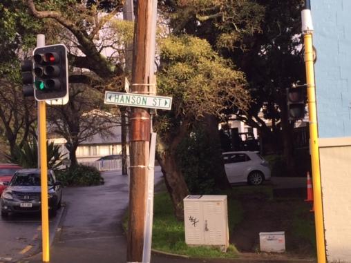 Hanson street