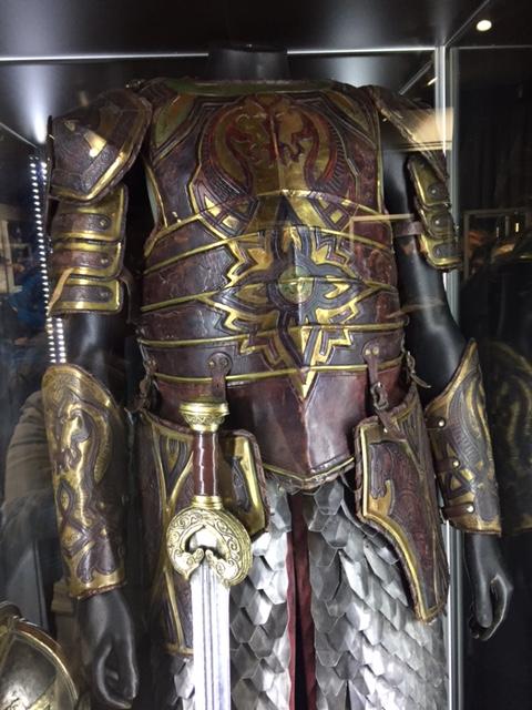 Theodin armour