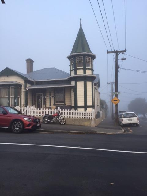 towerhouse fog